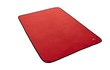Vaude Fleece Blanket autumn red